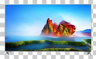 Ultra-high-definition Television 4K Resolution LED-backlit LCD LG PNG