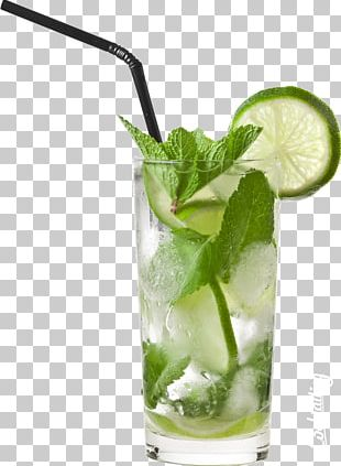 Mojito Cocktail Juice Fizzy Drinks Beer PNG
