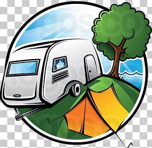 Caravan Campervans PNG