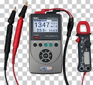 Battery Tester Battery Charger Electricity Electric Power PNG