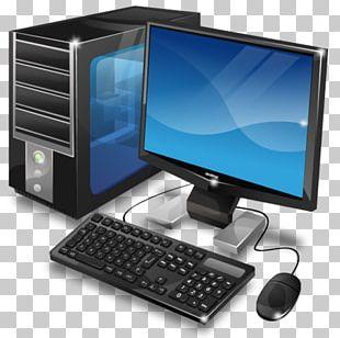 Desktop Computer Personal Computer PNG