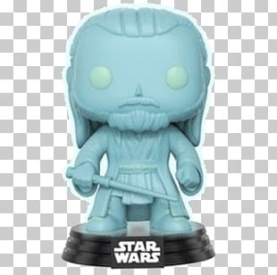 Qui-Gon Jinn Funko Action & Toy Figures Star Wars Collectable PNG
