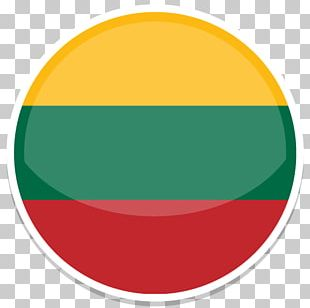 Circle Green Line Font PNG