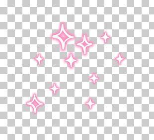 Pink Diamond Pink Star Designer PNG