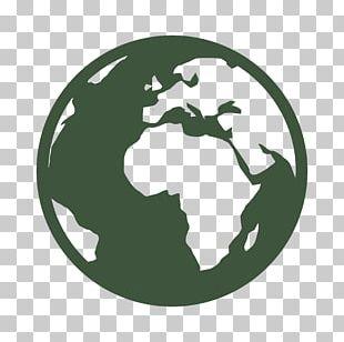 World Map Globe World Language PNG