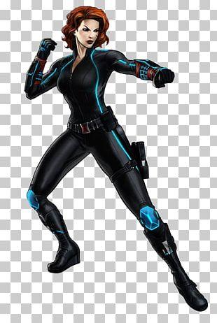 Marvel: Avengers Alliance Black Widow Hulk Thor Captain America PNG