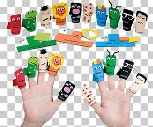 Plagues Of Egypt Passover Seder Finger Puppet Jewish Holiday PNG