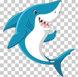 Shark Eating Fish PNG