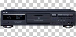 CD-Rekorder Compact Disc TEAC Corporation CD-RW PNG