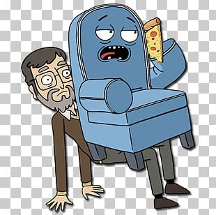 Morty Smith Fan Art Character Concept Art PNG