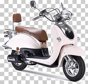 Motorized Scooter Vespa PNG, Clipart, Cars, Motorized Scooter, Motor