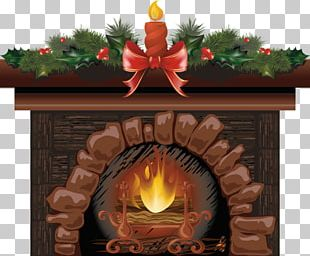 Christmas Ornament Candle Desktop Fireplace PNG