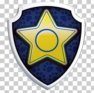 Chase Bank Badge Police Birthday PNG
