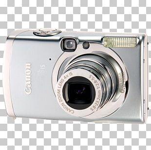 Canon Digital IXUS 800 IS Video Cameras Camera Lens PNG