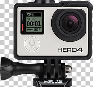 GoPro Hero2 Action Camera Video Camera PNG