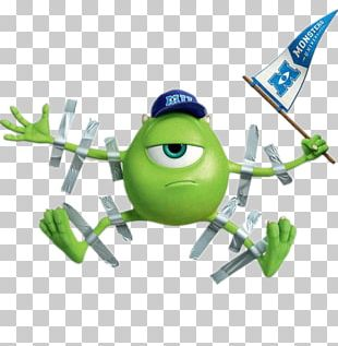 Mike Wazowski Randall Boggs James P. Sullivan Boo Monsters PNG