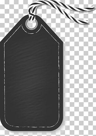 Black Computer File PNG