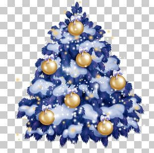 Christmas Tree Santa Claus Christmas Ornament Ded Moroz PNG
