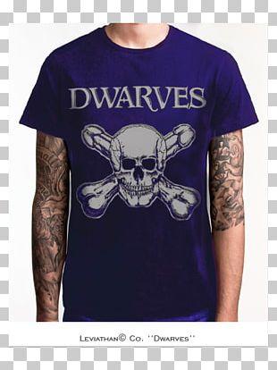 Radio Free Dwarves T-shirt Punk Rock PNG