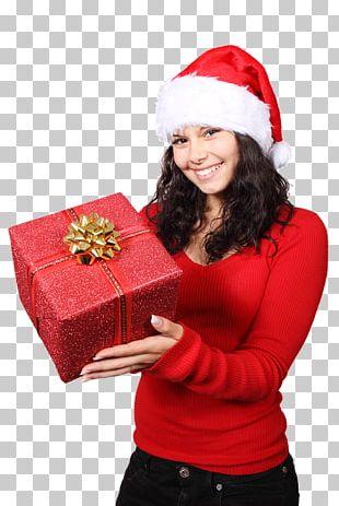 Santa Claus Christmas Gift Boyfriend PNG