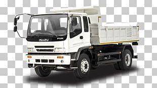 Commercial Vehicle Car Isuzu Motors Ltd. Dump Truck PNG