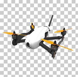 Helicopter Rotor Parrot Bebop Drone Drone Racing First-person View Quadcopter PNG