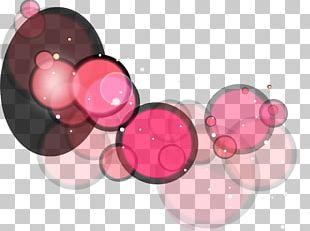 Ball Pink Circle PNG