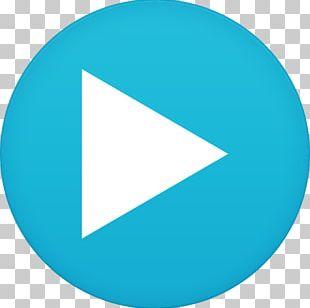 Blue Angle Symbol Aqua PNG