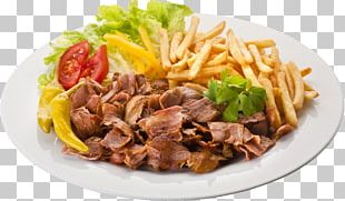 Doner Kebab Pizza Fast Food Chicken Meat PNG