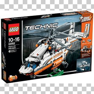 Lego Technic Heavy Lift Helicopter 42052 LEGO 42052 Large Cargo Helicopter 42052 LEGO Technic Heavy Lift Helicopter PNG