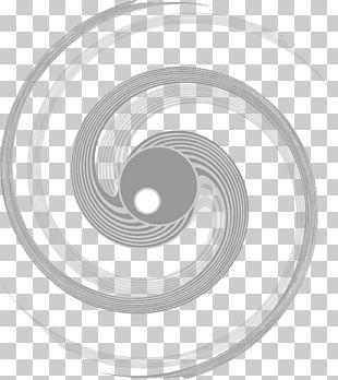 Spiral Flower PNG
