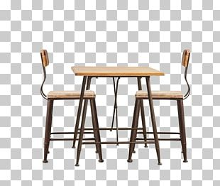 Table Chair Furniture Dining Room PNG