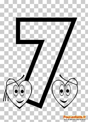 Coloring Book Child Drawing Number Numerical Digit PNG