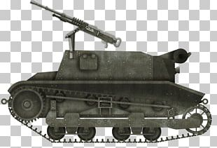 Churchill Tank Armored Car Komsomolets Armored Tractor PNG