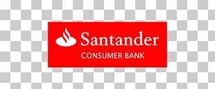 Santander Consumer Bank Red Logo PNG