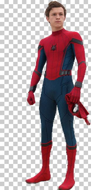Tom Holland Spider-Man: Homecoming Iron Man Ben Parker PNG