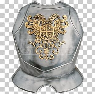 Breastplate Middle Ages Plate Armour Cuirass PNG