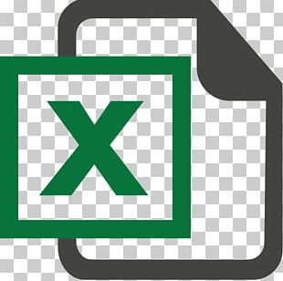 Microsoft Excel Application Software Icon PNG