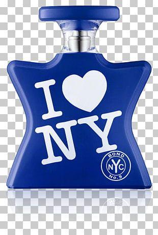 Bond Street Bond No. 9 Perfume Eau De Parfum I Love New York PNG