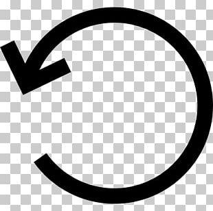 Arrow Rotation Encapsulated PostScript Computer Icons PNG