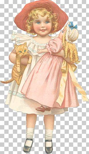 Girl Child Vintage Clothing Retro Style Infant PNG