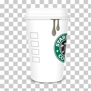 Coffee Cup Tea Cafe Starbucks PNG