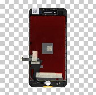 IPhone 7 Plus IPhone 8 Liquid-crystal Display Display Device PNG