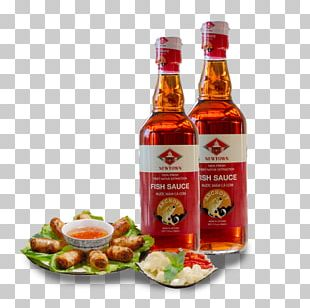 Sweet Chili Sauce Fish Sauce Nước Mắm Phan Thiết Anchovy Hot Sauce PNG