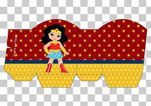 Wonder Woman Paper Female Superhero Box PNG