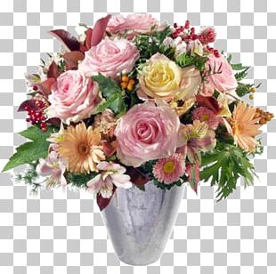 Flower Bouquet Cut Flowers Floristry PNG