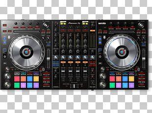 DJ Controller Pioneer DJ Pioneer DDJ-SZ2 Disc Jockey Audio PNG