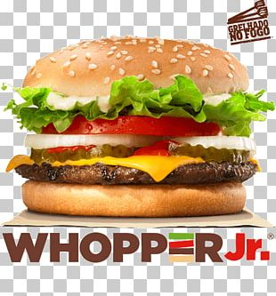 Whopper Hamburger Cheeseburger Bacon Big King PNG