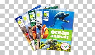 Ocean Animals (Animal Planet Animal Bites) Paperback Advertising Plastic PNG