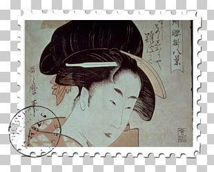 Ukiyo-e Painter Woodcut Printmaking PNG